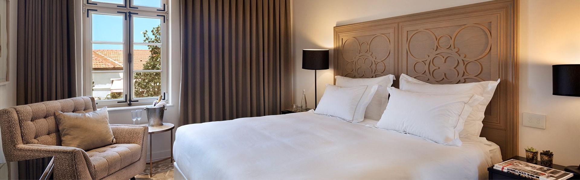 חדר במלון דריסקו