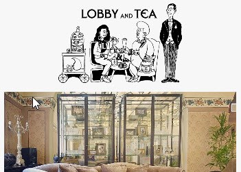Lobby and Tea