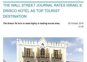 Israel Travel News
