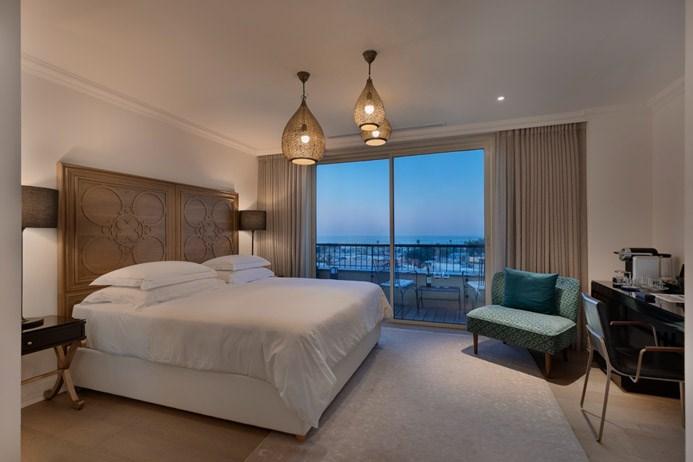premium room drisco hotel