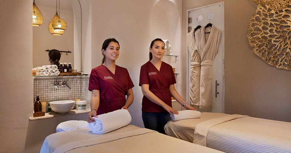 Indulging Spa Package for 2