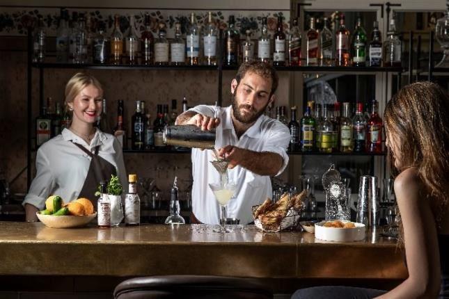 Bar - Hotel Drisco