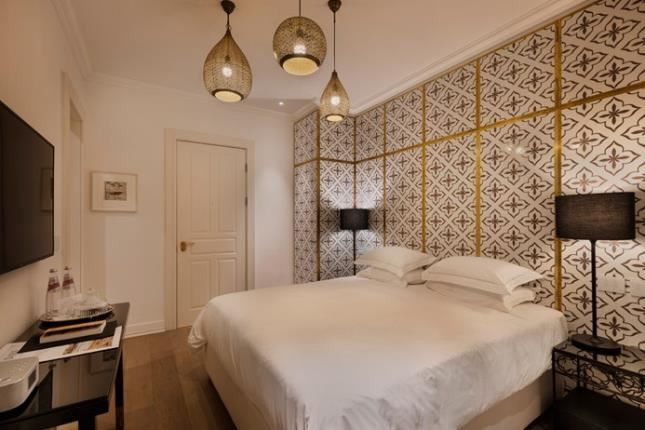 classic room drisco hotel