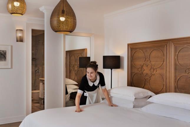 room service hotel drisco